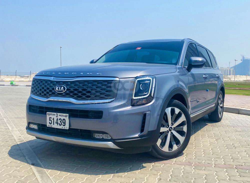 Rent Kia Telluride in Dubai - SUV Car Rental