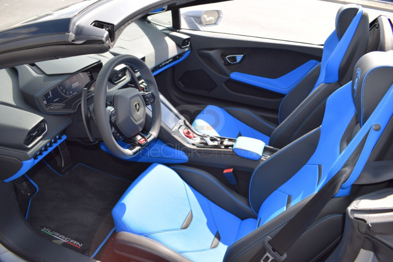 Hire Lamborghini Evo Spyder - Sports Car Dubai