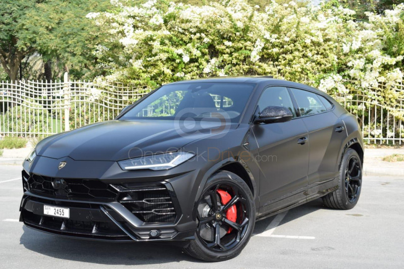 Rent Lamborghini Urus in Dubai - SUV Car Rental