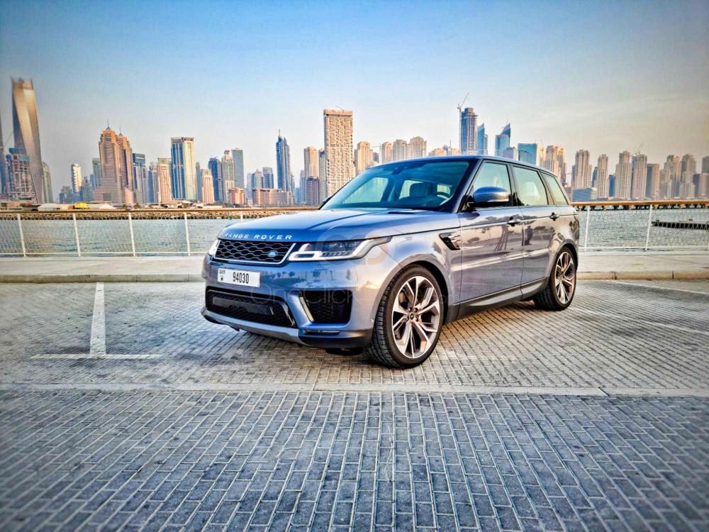 Rent Land Rover Range Rover Sport SE in Dubai - SUV Car Rental