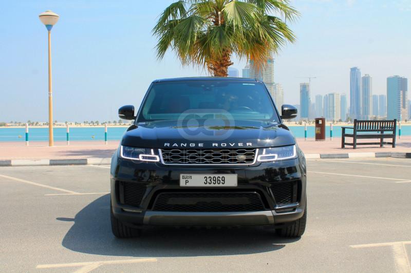 Book Land Rover Range Rover Sport 2018 in Dubai
