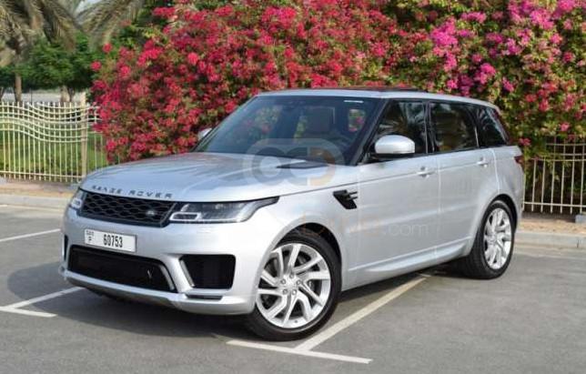 Rent Land Rover Range Rover Sport in Sharjah - SUV Car Rental