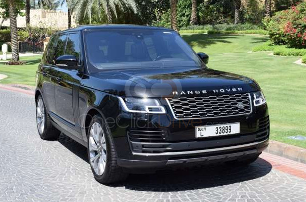 Rent Land Rover Range Rover Sport Supercharged in Abu Dhabi - SUV Car Rental