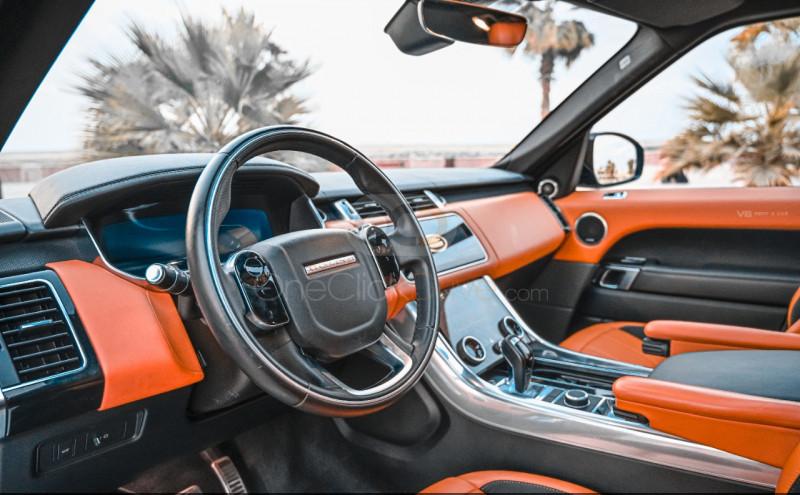 Land Rover Range Rover Sport Dynamic 2019 Rental - Dubai