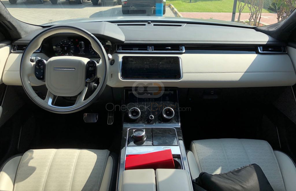 Rent 2018 Land Rover Range Rover Velar in Dubai UAE