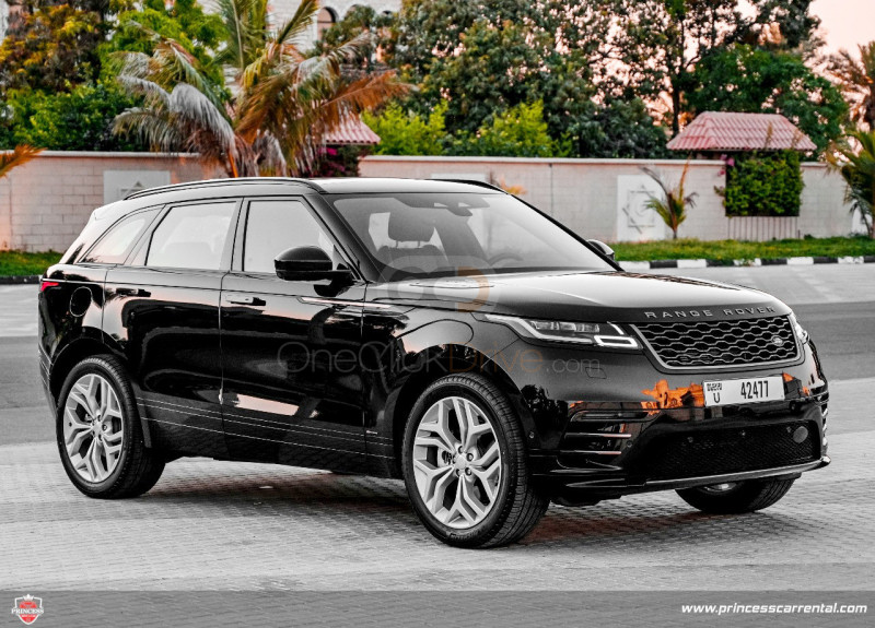 Rent Land Rover Range Rover Velar in Dubai - SUV Car Rental
