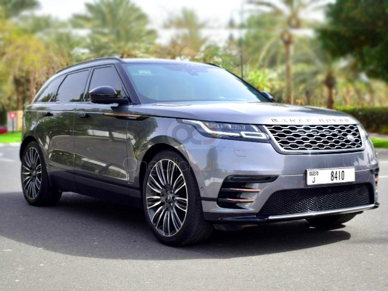 Rent Land Rover Range Rover Velar R Dynamic in Dubai - SUV Car Rental
