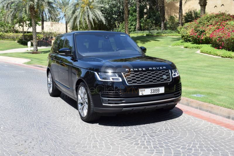 Rent Land Rover Range Rover Vogue in Sharjah - SUV Car Rental