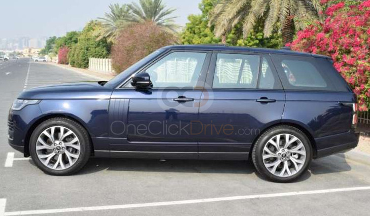 Hire Land Rover Range Rover Vogue - SUV Dubai