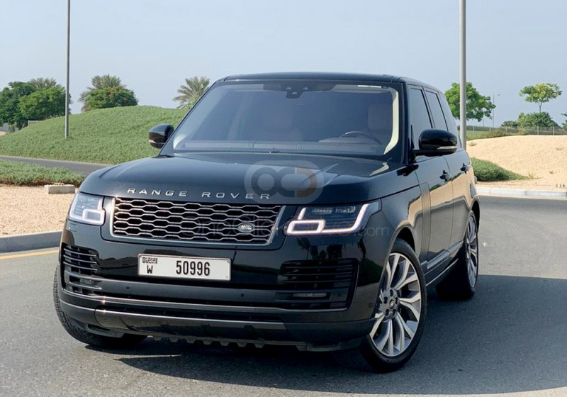 Rent Land Rover Range Rover Vogue in Dubai - SUV Car Rental