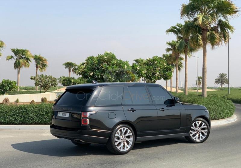 Book Land Rover Range Rover Vogue 2019 in Dubai