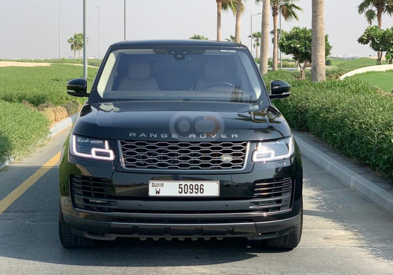 Land Rover Range Rover Vogue 2019 Rental - Dubai