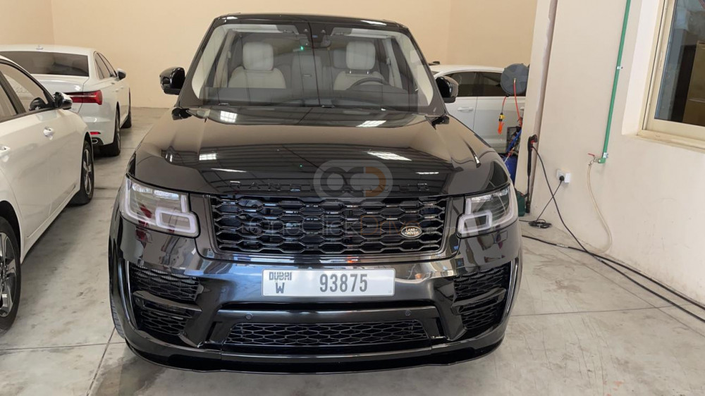 Rent Land Rover Range Rover Vogue HSE in Dubai - Luxury Car Car Rental