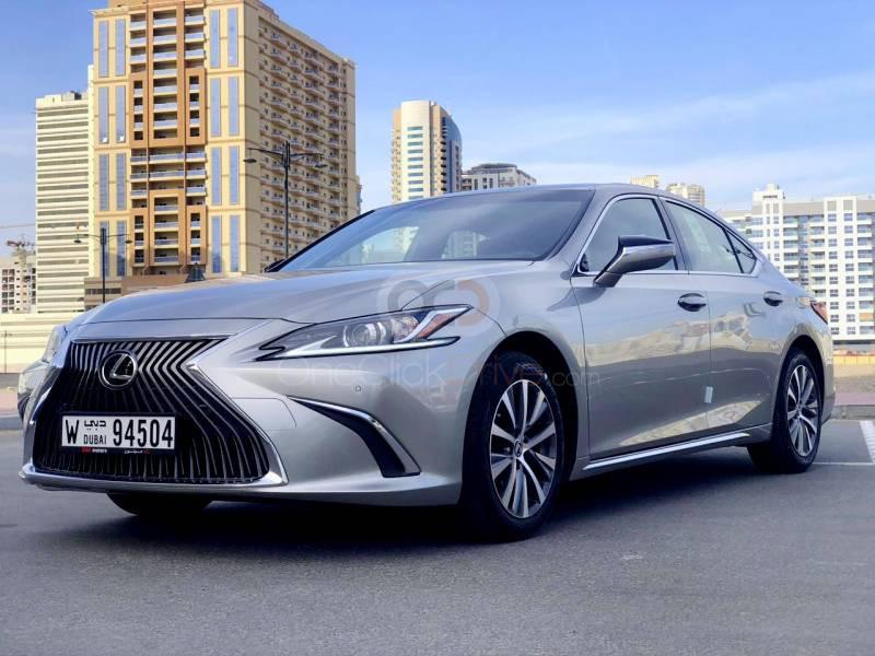 Rent Lexus ES350 in Dubai - Luxury Car Car Rental