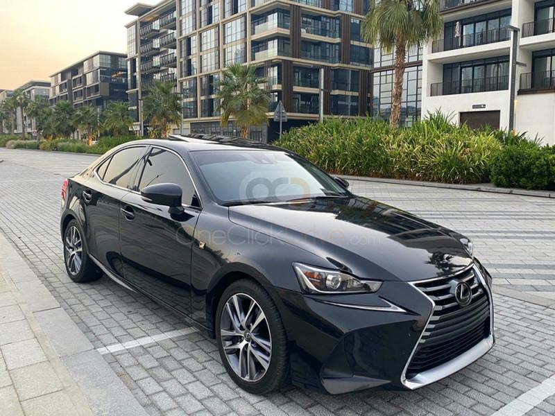 Rent Lexus IS Series in Dubai - Luxury Car Car Rental