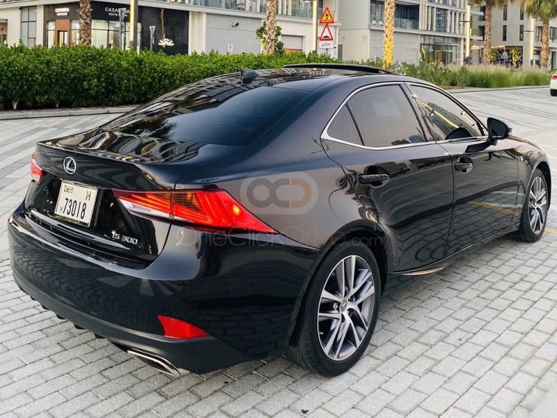 Rent 2019 Lexus IS Series in Dubai UAE