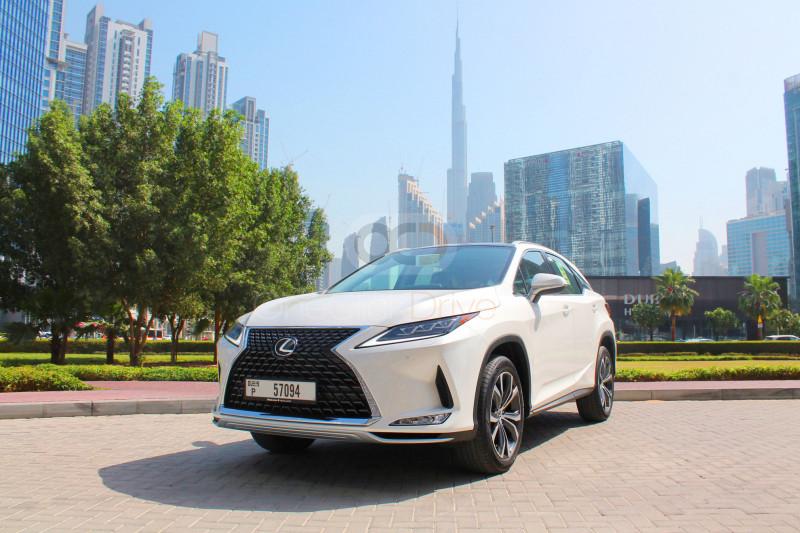 Rent Lexus RX Series in Dubai - SUV Car Rental