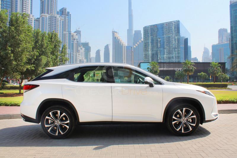 Hire Lexus RX Series - SUV Dubai