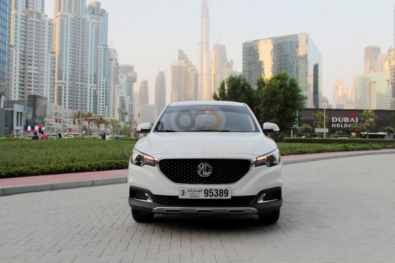 MG ZS 2020 Rental - Dubai
