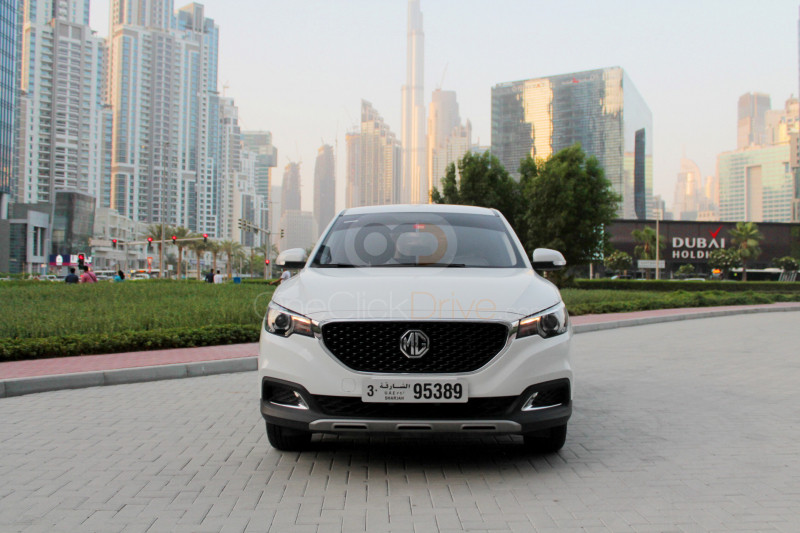Book MG ZS 2020 in Sharjah