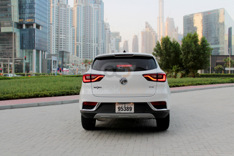 MG ZS 2020 Rental - Sharjah