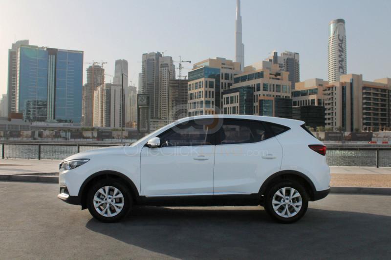 Hire MG ZS - Crossover Dubai