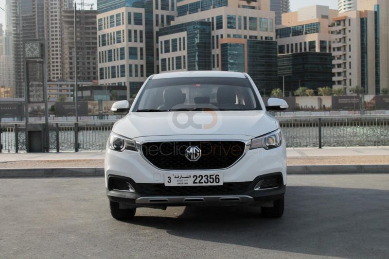 Rent 2020 MG ZS in Dubai UAE