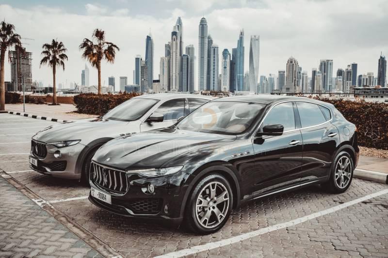 Rent Maserati Levante in Sharjah - SUV Car Rental