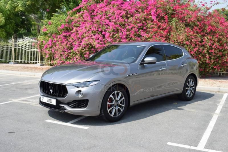 Rent Maserati Levante in Abu Dhabi - SUV Car Rental