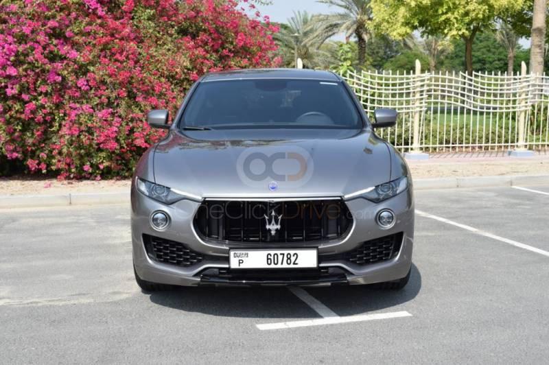 Hire Maserati Levante - SUV Dubai