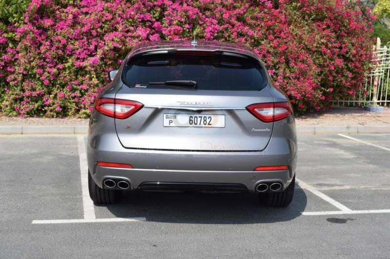 Maserati Levante 2019 Rental - Dubai