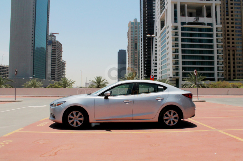 Hire Mazda 3 Sedan - Sedan Dubai