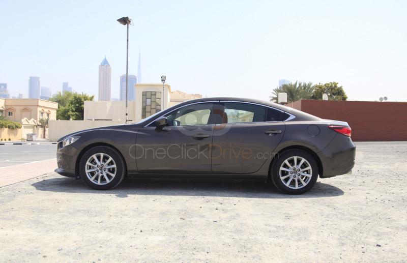 Hire Mazda 6 - Sedan Dubai