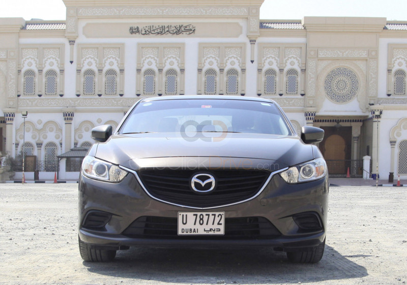 Mazda 6 2018 Rental - Dubai