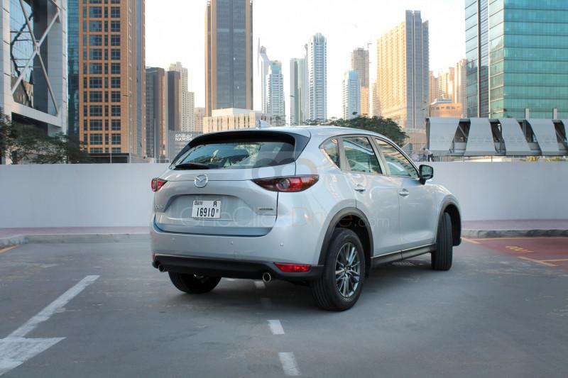 Book Mazda CX5 2021 in Dubai