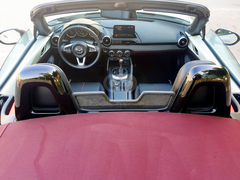 Rent 2019 Mazda Miata MX 5 in Dubai UAE