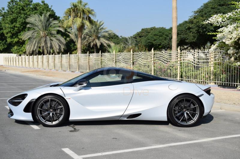 Book McLaren 720S 2018 in Dubai