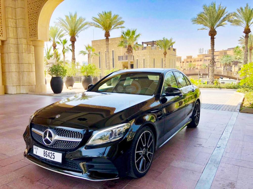 Rent Mercedes Benz C200 in Dubai - Luxury Car Car Rental