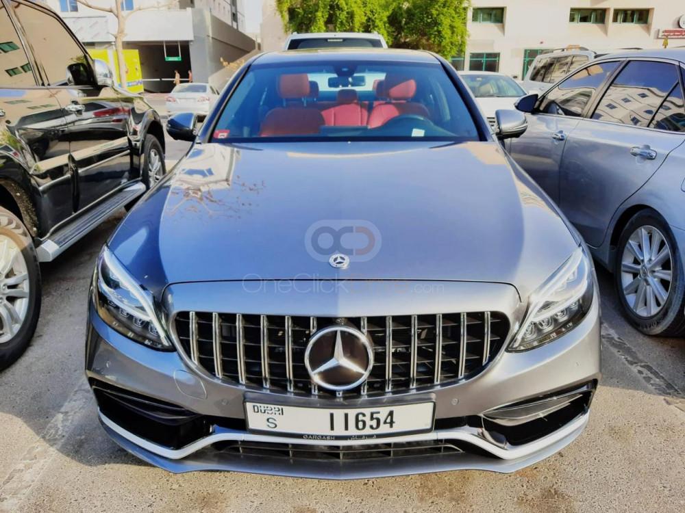 Rent Mercedes Benz C300 in Dubai - Luxury Car Car Rental