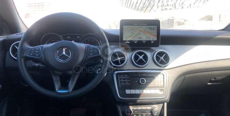 Rent 2019 Mercedes Benz CLA in Dubai UAE