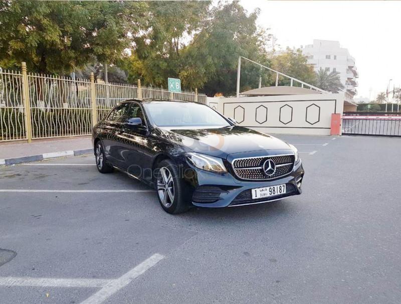 Rent Mercedes Benz E Class in Dubai - Luxury Car Car Rental
