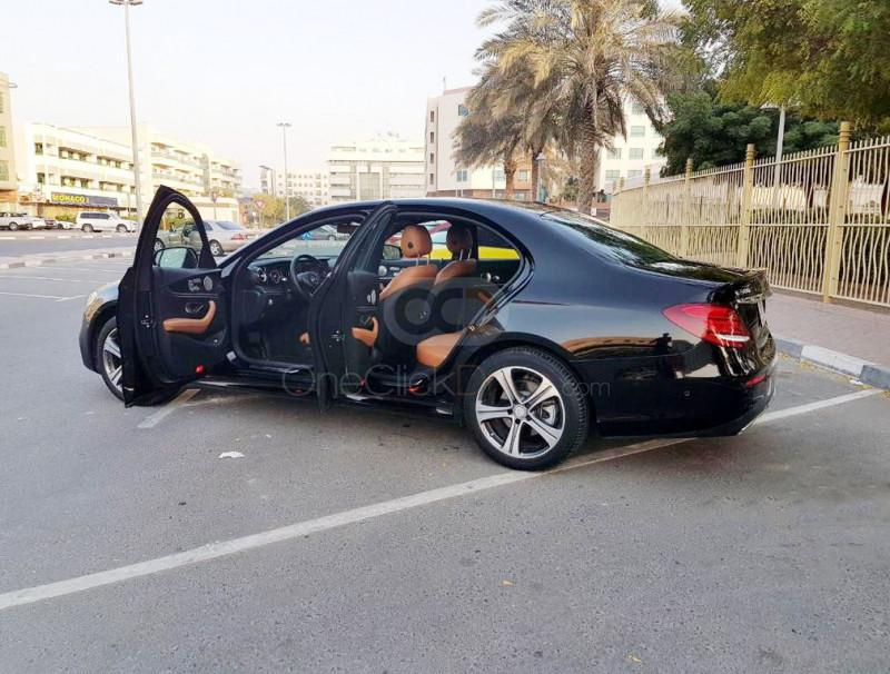 Hire Mercedes Benz E Class - Luxury Car Dubai