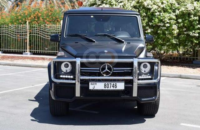 Hire Mercedes Benz G63 AMG - SUV Dubai