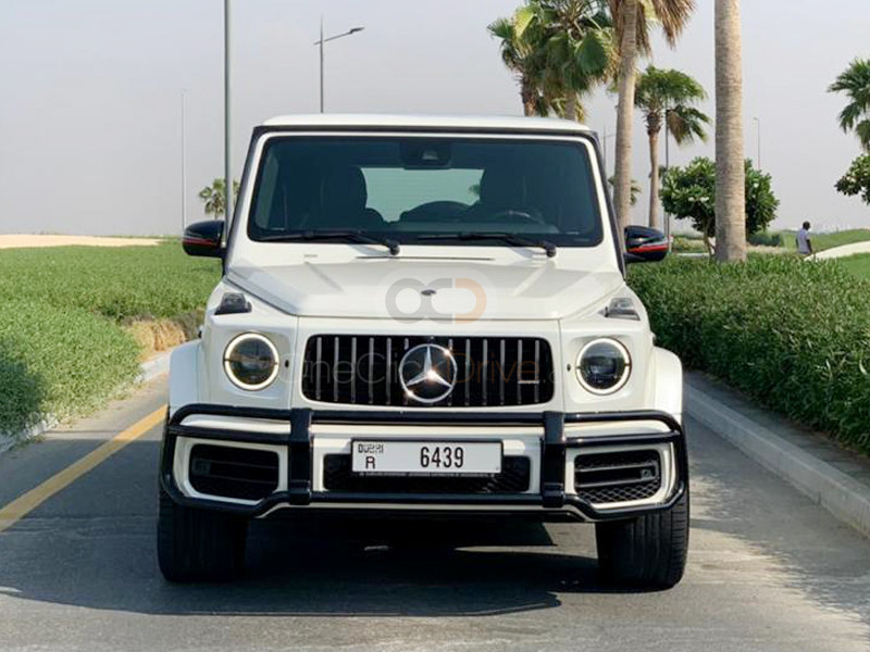 Hire Mercedes Benz G63 AMG Edition 1 - SUV Dubai