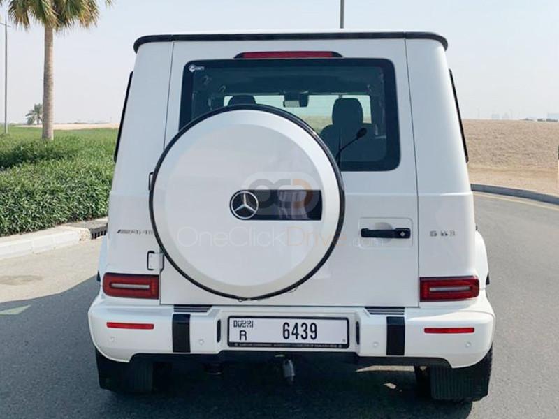 Book Mercedes Benz G63 AMG Edition 1 2019 in Dubai