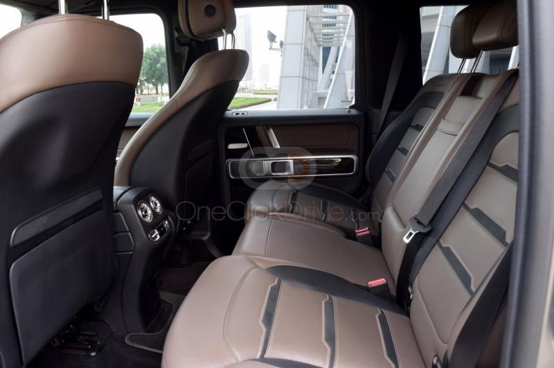 Rent 2019 Mercedes Benz G63 AMG Edition in Dubai UAE