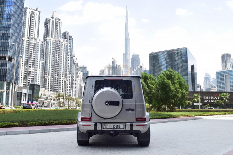 Book Mercedes Benz G63 AMG Edition 2019 in Dubai