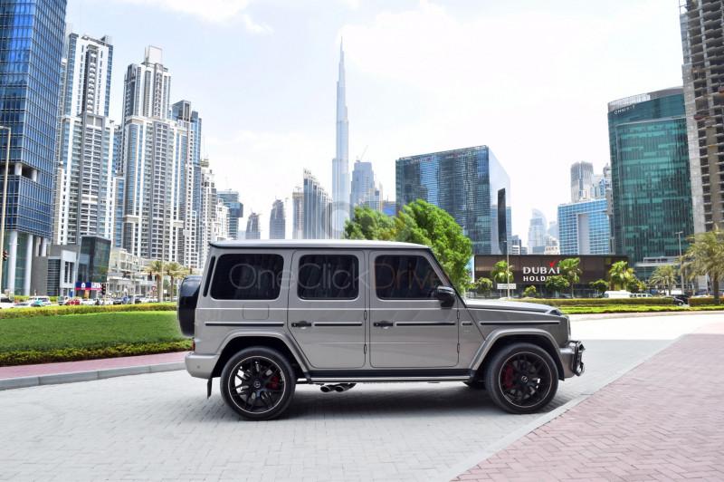 Hire Mercedes Benz G63 AMG Edition - SUV Dubai