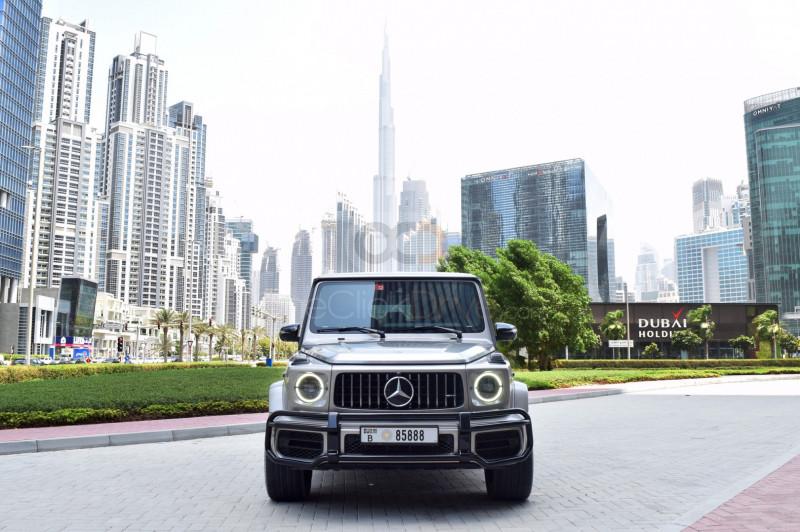 Mercedes Benz G63 AMG Edition 2019 Rental - Dubai