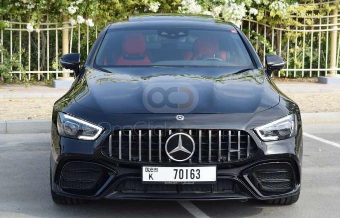 Hire Mercedes Benz GT43 AMG - Luxury Car Dubai